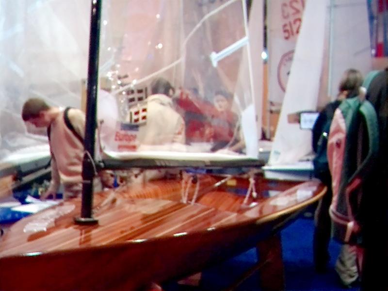 Association fran aise des europes for Salon nautique porte de versailles horaires
